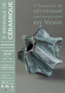 3ème biennale de céramique contemporaine en Vexin